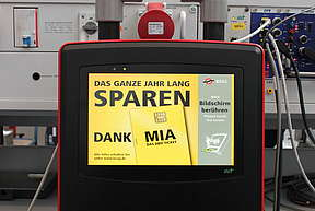 Ticket-Automaten
